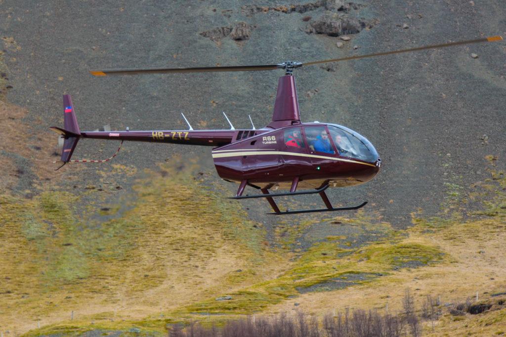 Fleet - Volcano Heli - Icelandic Helicopter Tours